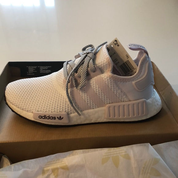 Adidas Cloud White Orchard Tint Nmd R1